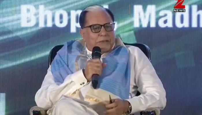 MP Dr subhash chandra speaks in indo asian youth summit in bhopal