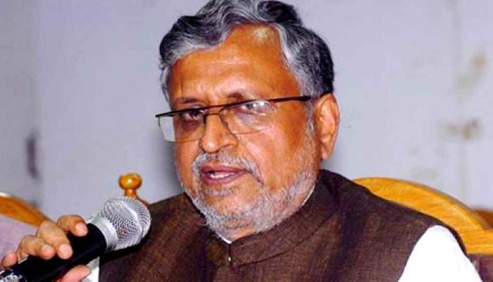 सुशील मोदी का आरोप कहा, 'राजद विधायक ने राबड़ी देवी से पांच फ्लैट खरीदे'