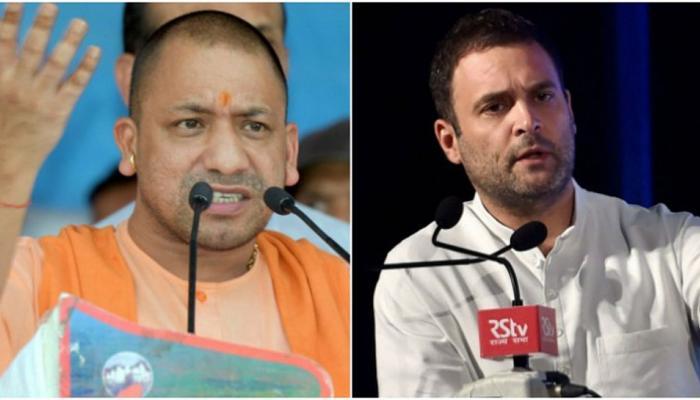 योगी आदित्यनाथ और राहुल गांधी दोनों आज गोरखपुर में, सुरक्षा के कड़े इंतजाम