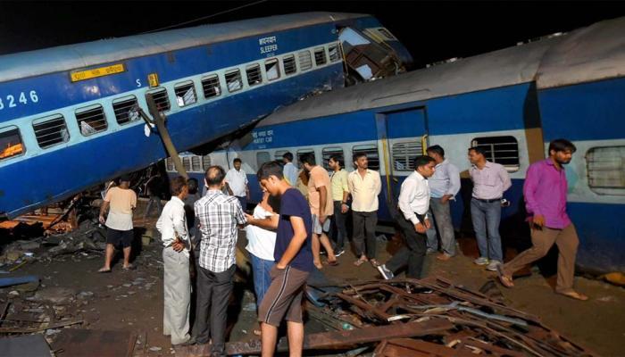 ट्रेन हादसे में बड़ा खुलासा : ऑडियो क्लिप में लापरवाही की वजह से दुर्घटना के संकेत