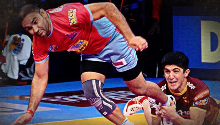 प्रो कबड्डी लीग: इंटरजोन में जयपुर पिंक पैंथर्स की दूसरी जीत, यूपी योद्धा की हार की हैट्रिक