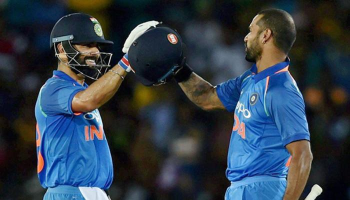 धवन के 'धमाल' से भारत की बड़ी जीत, पहले वनडे में श्रीलंका को 9 विकेट से रौंदा