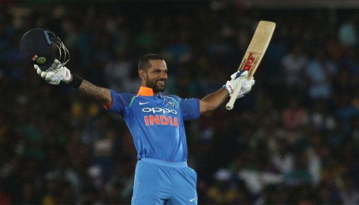 दांबुला वनडे: 'मैन ऑफ द मैच' धवन ने कहा, खराब दौर के बारे में नहीं सोचता