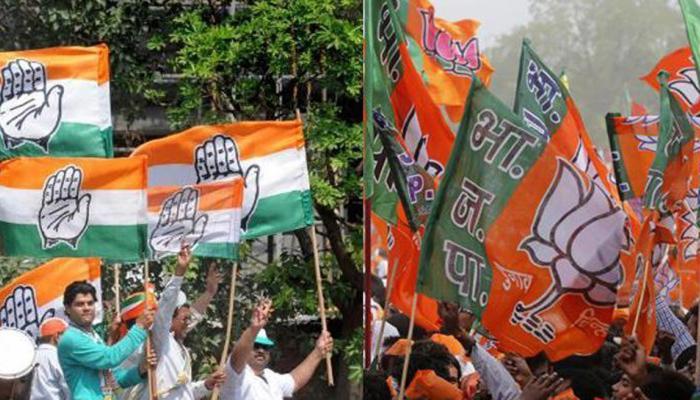भाजपा और कांग्रेस की 'स्वॉट एनालिसिस'