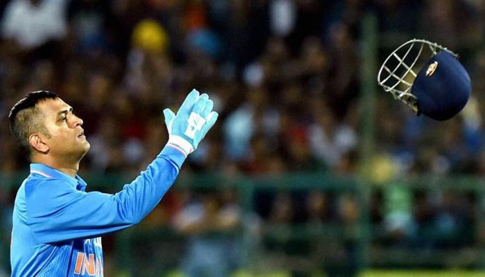 जब धोनी ने कहा, 'अगर मेरा एक पैर नहीं रहेगा तब भी पाकिस्तान के खिलाफ खेलूंगा'
