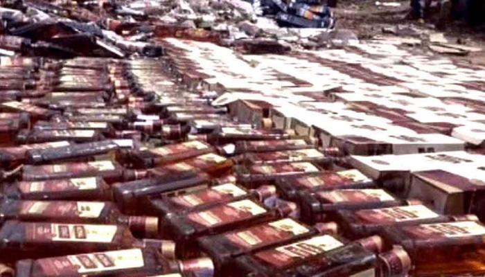 बिहार सरकार ने मनमाने तरीके से शराब के स्टॉक को नष्ट कर दिया: निर्माताओं ने अदालत में कहा