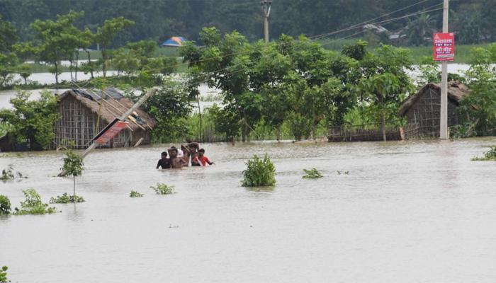 बिहार: नीतीश के मंत्री बोले, 'चूहों की वजह से बांध कमजोर हो गए, टूट गए और बाढ़ आ गई'