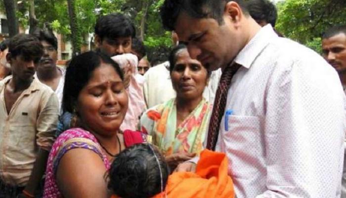 गोरखपुर हादसा : बच्चों की मौत के मामले में STF के हत्थे चढ़ा डॉ. कफील खान