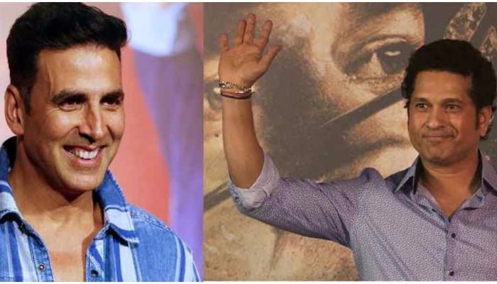 सचिन तेंदुलकर ने अक्षय कुमार को कुछ इस अंदाज में दी जन्मदिन की बधाई