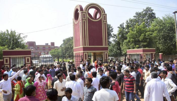 प्रद्युम्न हत्याकांड: SIT,CBSE की टीमों ने रेयान स्कूल का निरीक्षण किया