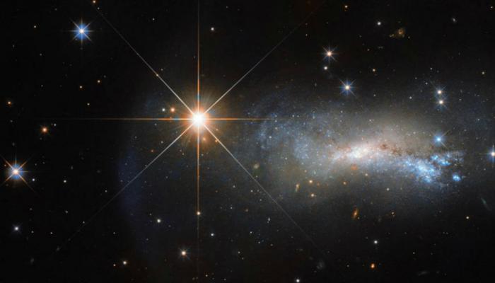तेजी से घूमते तारे ने सच साबित की भारतीय वैज्ञानिक की 70 साल पुरानी भविष्यवाणी