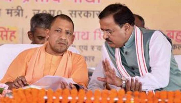 उत्तर प्रदेश: CM योगी आदित्यनाथ व उपमुख्यमंत्री केशव प्रसाद मौर्य का लोकसभा से इस्तीफा