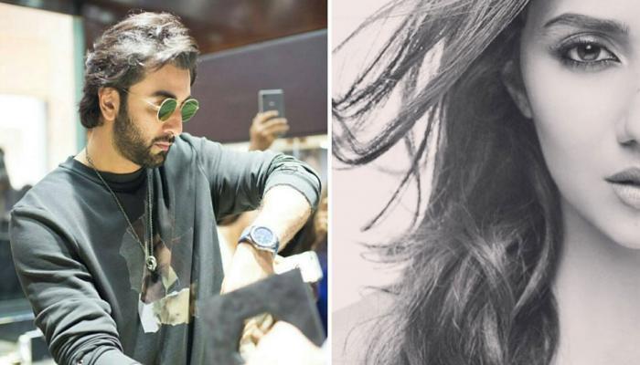 ...तो यह पाकिस्तानी एक्ट्रेस हैं रणबीर कपूर की गर्लफ्रेंड! देखें तस्वीर