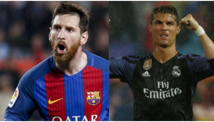 नेमार, रोनाल्डो और मेस्सी फीफा के सर्वश्रेष्ठ खिलाड़ियों की लिस्ट में
