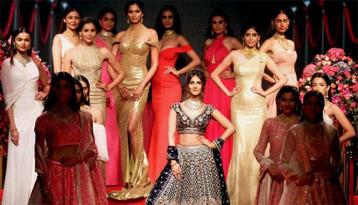 Dia Mirza, Vaani Kapoor, Kriti Sanon: IIJW 2017 was high on glamour