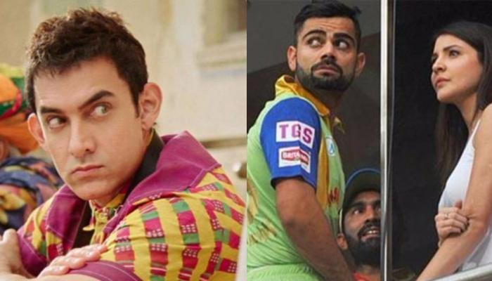 आमिर ने विराट से कहा, आपको PK पसंद आएगी ही क्योंकि उसमें अनुष्का जो है