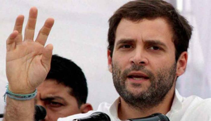 हमारी परियोजनाओं का फिर से उद्घाटन कर रही है बीजेपी : राहुल