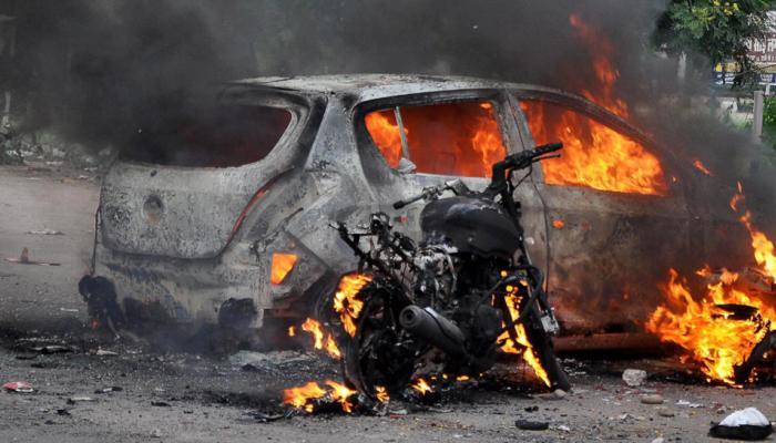 पंचकूला हिंसा : हरियाणा सरकार ने आईपीएस अधिकारी को बहाल किया