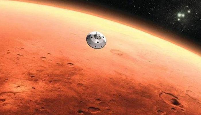 नासा को मंगल ग्रह पर मिला पृथ्वी से जुड़ा बेहद खास सुराग