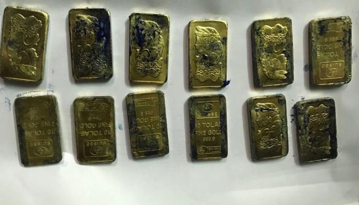 दिल्ली एयरपोर्ट पर स्मगलर के पास मिला इतना सोना, देखकर फटी रह गई आंखें