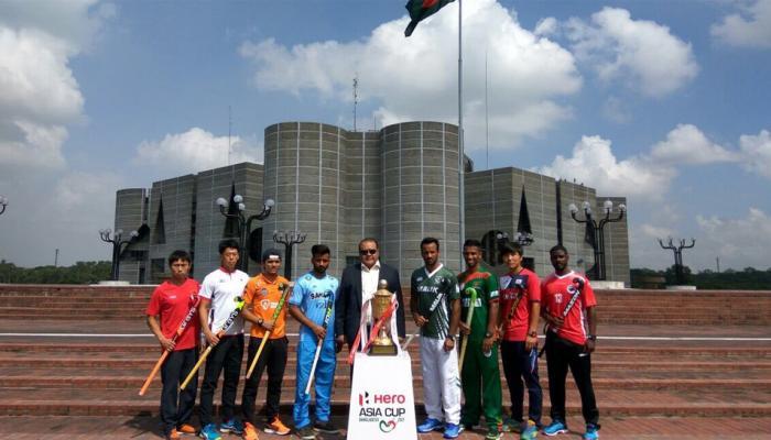 एशिया कप: हॉकी में नंबर वन बने रहने के इरादे से उतरेगा भारत, जापान से पहली भिड़ंत