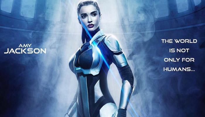 '2.0': क्या आपने देखा एमी जैक्सन का नजर आया रोबोटिक LOOK