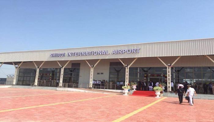 शिरडी एयरपोर्ट की सुरक्षा जिम्मा अब CISF के हाथ