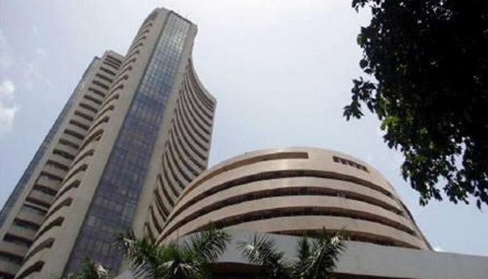 शेयर बाजार में दिवाली, सेंसेक्स 348 अंक उछला