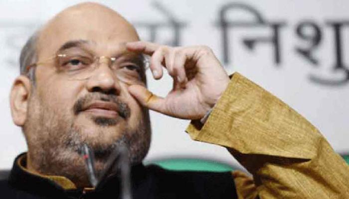 कांग्रेस, राहुल को रोहिंग्या मुद्दे पर अपना रुख स्पष्ट करना चाहिए: शाह