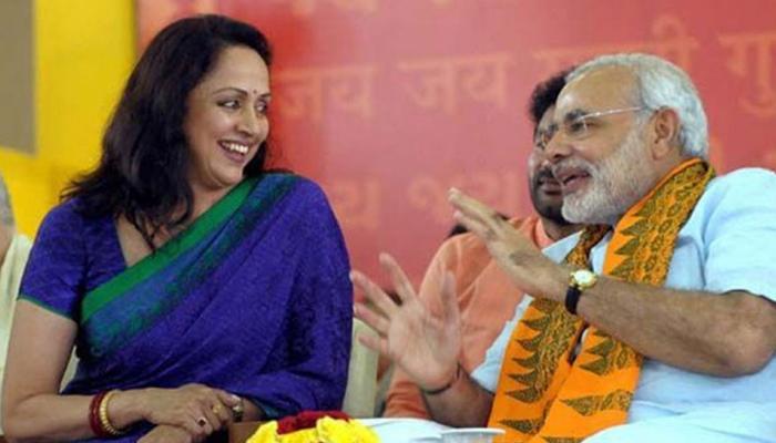 प्रधानमंत्री नरेंद्र मोदी ने लिखी अभिनेत्री हेमा मालिनी की जीवनी की प्रस्तावना