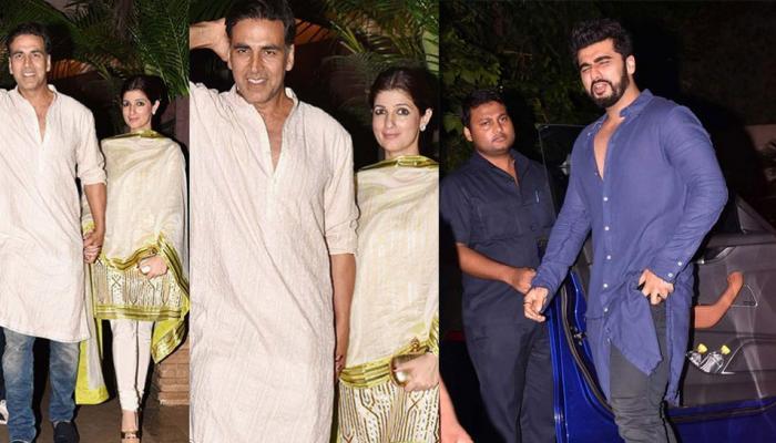 PICS: सलमान खान के अलावा इन सितारों ने भी मनाया प्री दिवाली जश्न