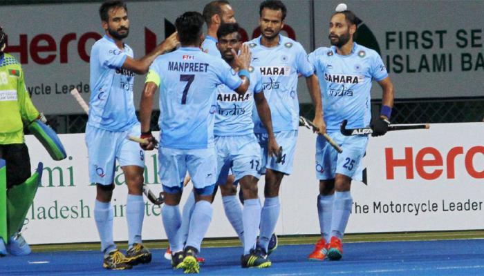 एशिया कप हॉकी: पाकिस्तान को 3-1 से रौंदकर भारत पूल 'ए' में शीर्ष पर