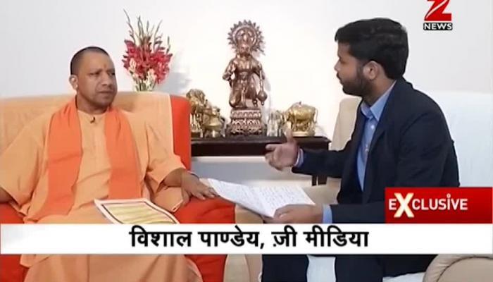 Exclusive: In conversation with UP CM Yogi Adityanath