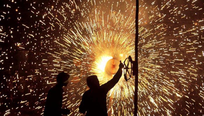 दिल्ली में बहुसंख्यक लोगों ने पटाखों पर पाबंदी का स्वागत किया: Assocham