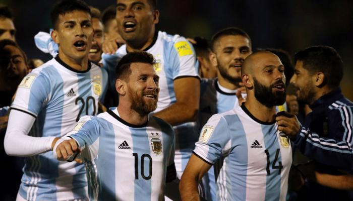 Messi's hat-trick takes Argentina to 2018 World Cup