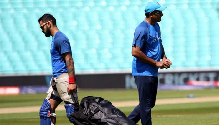 कप्तान कोहली ने नहीं किया 'जंबो' को विश, कहीं यह कारण तो नहीं...