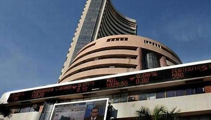 शेयर बाजारों में मिलाजुला रुख, सेंसेक्स 24 अंक नीचे
