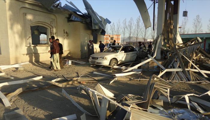 अफगानिस्तान: आत्मघाती हमलों में मरनेवालों संख्या 80 हुई, तालिबान आतंकियों ने किया था विस्फोट