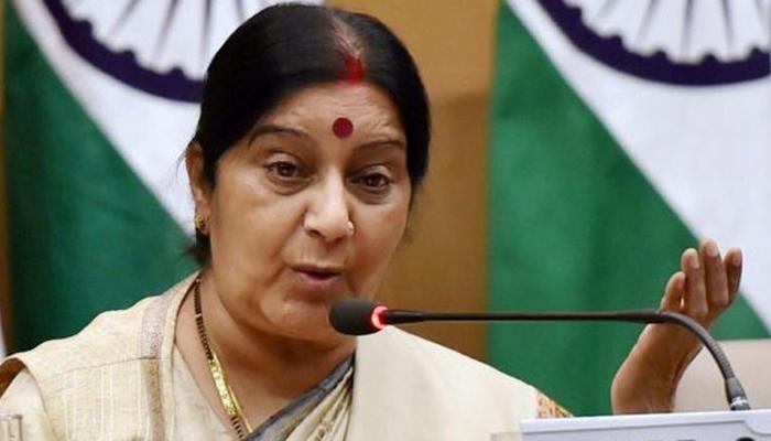 सुषमा ने अमेरिका में भारतीय बच्ची के लापता होने पर चिंता जताई