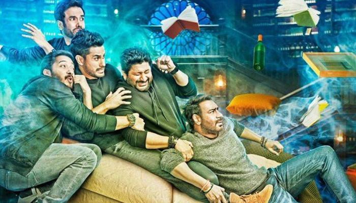 BOX OFFICE पर छा गए अजय देवगन, 'गोलमाल अगेन' ने पहले दिन की बंपर कमाई