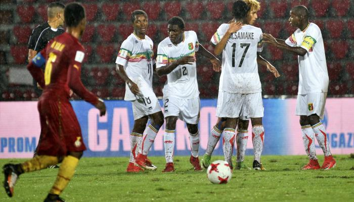 FIFA U17 World Cup : माली ने मजबूत घाना को दी मात, बनाई सेमीफाइनल में जगह