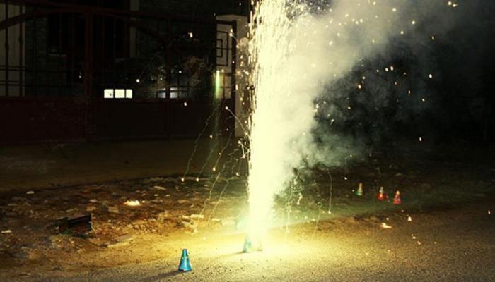 ओडिशा : दिवाली के अधजले पटाखे को फिर से जलाने की कोशिश के दौरान आठ बच्चे घायल