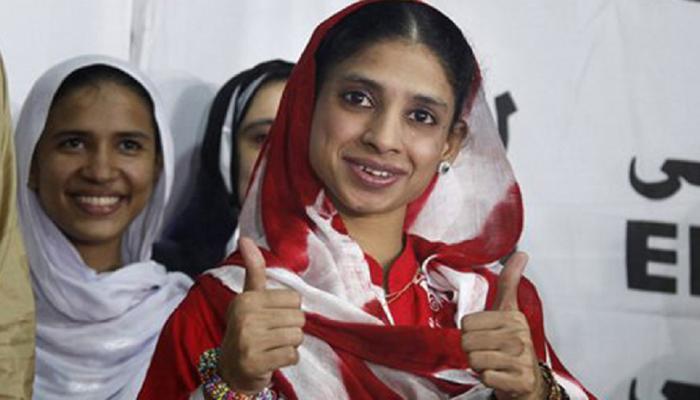 गीता को बेटी बताने वाला झारखंड का परिवार इंदौर पहुंचा, होगा DNA टेस्ट