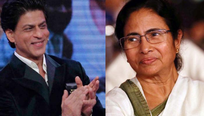 शाहरुख के जन्मदिन पर ममता बनर्जी ने कीं उनके अच्छे स्वास्थ्य और खुशी की कामना