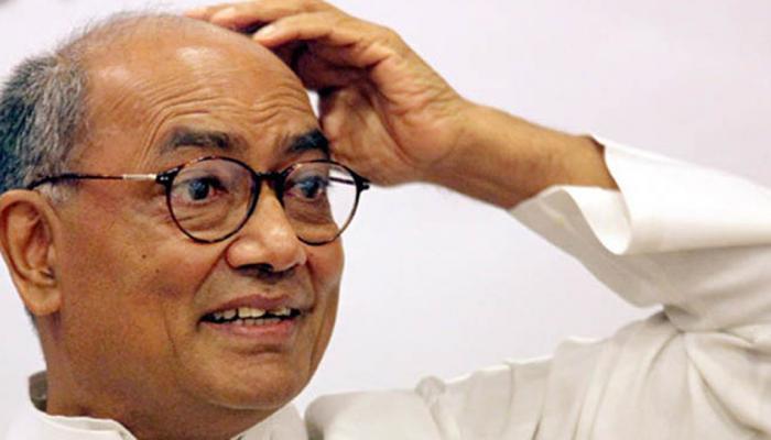 भाजपा के मानहानि वाले दावे पर दिग्विजय ने ली चुटकी, कहा- 'एक और सही'