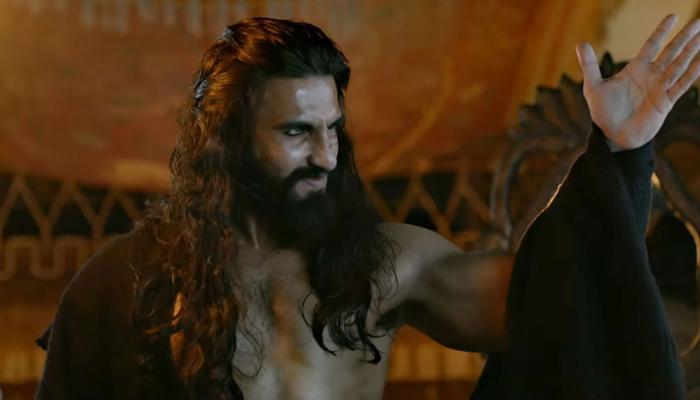 रणवीर सिंह ने खत्म की 'पद्मावती' की शूटिंग, इस तरह कहा 'खिलजी' को अलविदा