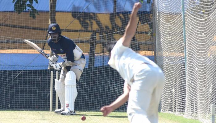 IND vs SL: कड़े स्पिन टेस्ट के लिये तैयारी में जुटे श्रीलंकाई बल्लेबाज