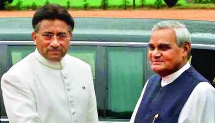 वाजपेयी का फॉर्मूला अपनाकर पाकिस्तान की सत्ता पाने की तैयारी में परवेज मुशर्रफ