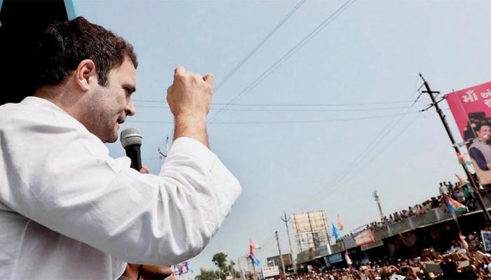 गुजरात चुनाव: रुपानी पर सेबी का जुर्माना; राहुल ने कहा, पीएम मोदी जवाब दें