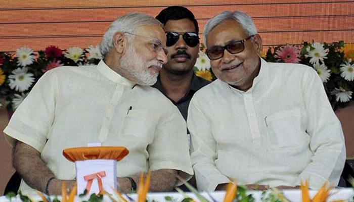 बिहार के सीएम नीतीश कुमार का दावा, 'गुजरात में बीजेपी की जीत तय'